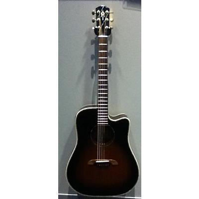 Alvarez DY1TS Acoustic Guitar