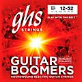 GHS DYL Boomers Light- Wound 3rd Electric Guitar Strings thumbnail