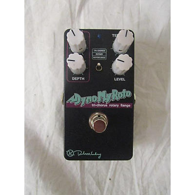 Keeley DYNOMYROTO Effect Pedal