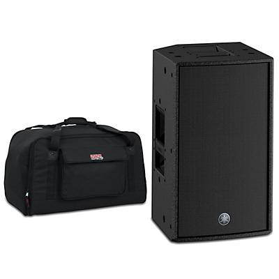 """Yamaha DZR12-D 2000W 12"""" Powered Speaker With Tote"""