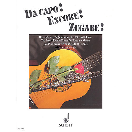 Schott Da capo! Encore! Zugabe! Schott Series Softcover Composed by Various Arranged by Peter-Lukas Graf