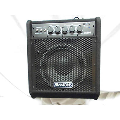 Simmons Da50b 50w Drum Amplifier
