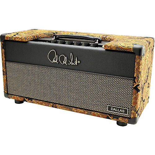 PRS Dallas 50W Tube Guitar Amp Head