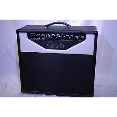 PRS Dallas II 1x12 50W Tube Guitar Combo Amp