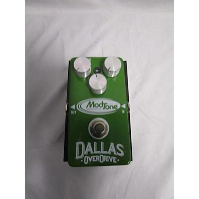 Modtone Dallas Overdrive Effect Pedal