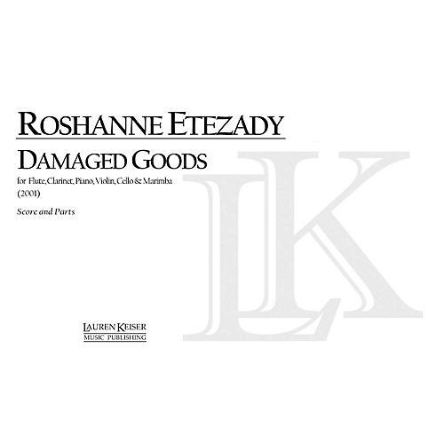 Lauren Keiser Music Publishing Damaged Goods LKM Music Series by Roshanne Etezady