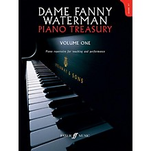 Faber Music LTD Dame Fanny Waterman - Piano Treasury Volume One Advanced Book