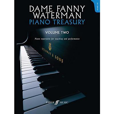 Faber Music LTD Dame Fanny Waterman - Piano Treasury Volume Two Advanced Book