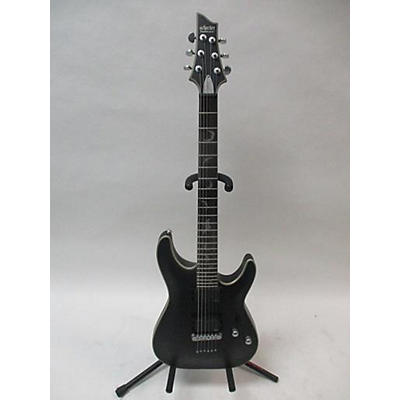 Schecter Guitar Research Damien Platinum 6 Solid Body Electric Guitar