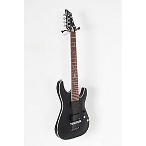 open box schecter guitar research damien platinum 7 string electric guitar musician 39 s friend. Black Bedroom Furniture Sets. Home Design Ideas