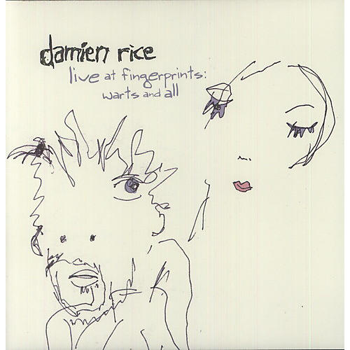 Alliance Damien Rice - Live At Fingerprints: Warts and All