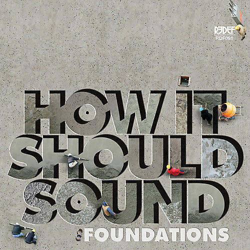 Alliance Damu the Fudgemunk - Hiss Foundations: How It Should Sound 1&2 Demos