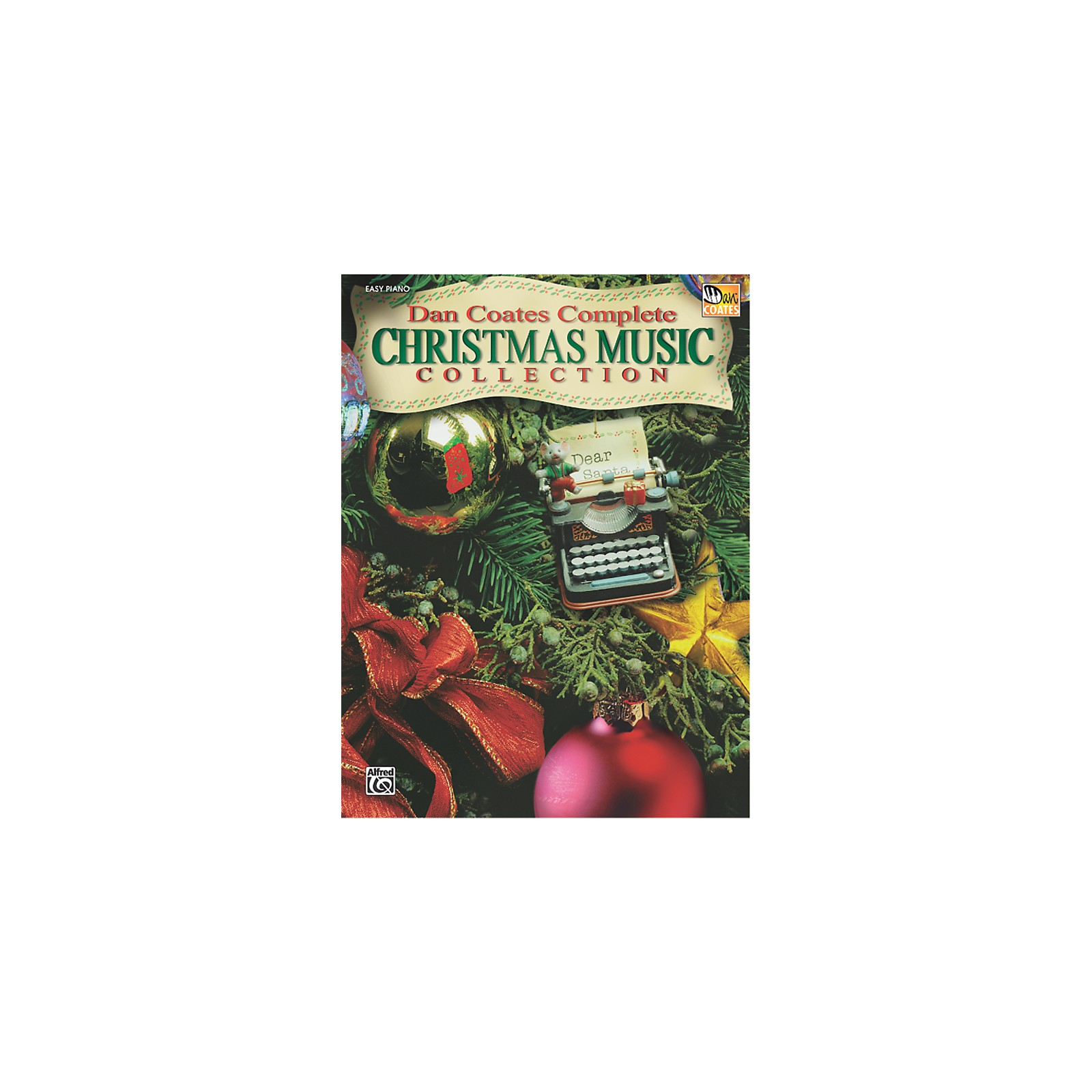 Alfred Dan Coates Complete Christmas Music Collection