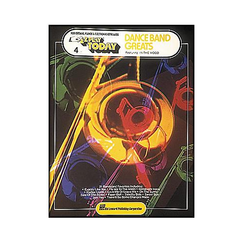 Hal Leonard Dance Band Greats E-Z Play 4
