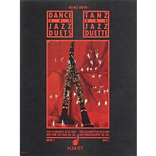 Schott Dance and Jazz Duets - Volume 1 Schott Series Softcover Composed by Heinz Both