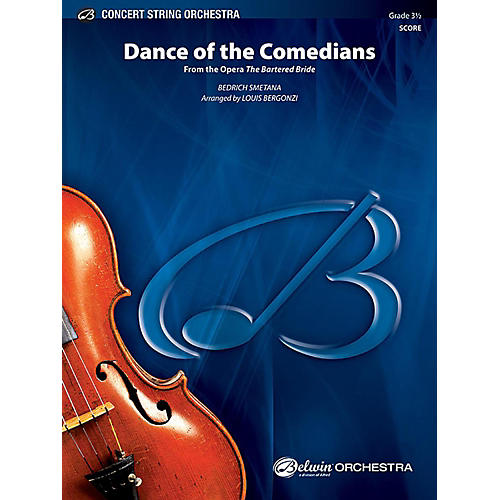 Alfred Dance of the Comedians String Orchestra Grade 3.5 Set