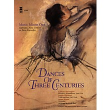 Music Minus One Dances of Three Centuries (Recorder Play-Along Pack) Music Minus One Series Softcover with CD
