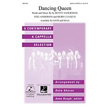 Hal Leonard Dancing Queen SSAA A Cappella by ABBA arranged by Deke Sharon