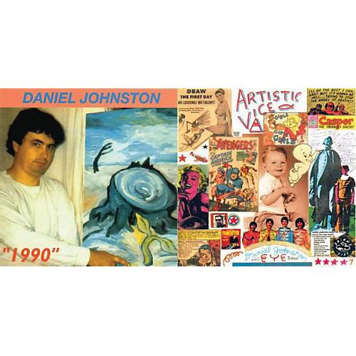 Alliance Daniel Johnston - 1990/Artistic Vice