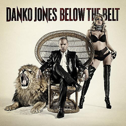 Alliance Danko Jones - Below The Belt
