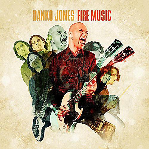 Alliance Danko Jones - Fire Music