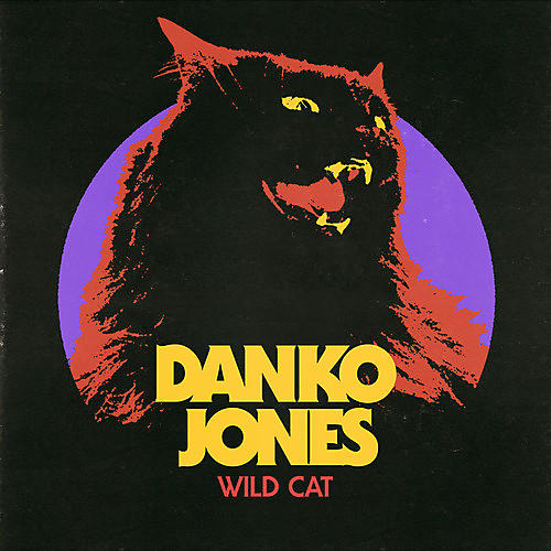 Alliance Danko Jones - Wild Cat