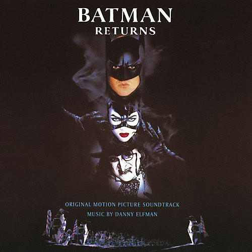 Alliance Danny Elfman - Batman Returns (original Soundtrack)