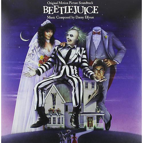 Alliance Danny Elfman - Beetlejuice (Original Soundtrack)