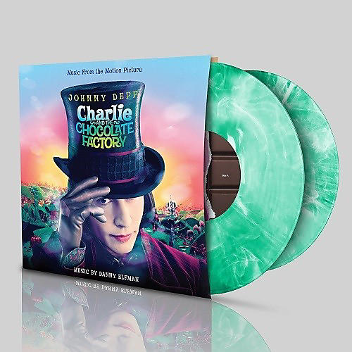 Alliance Danny Elfman - Charlie and the Chocolate Factory (Music From the Motion Picture)