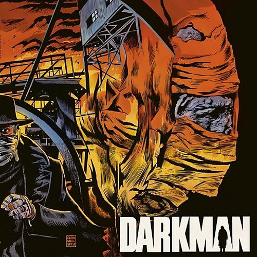 Alliance Danny Elfman - Darkman (original Soundtrack)