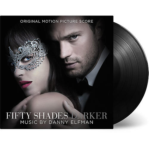 Alliance Danny Elfman - Fifty Shades Darker (Original Motion Picture Score)