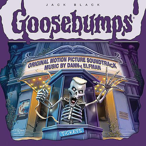 Alliance Danny Elfman - Goosebumps (Original Soundtrack)