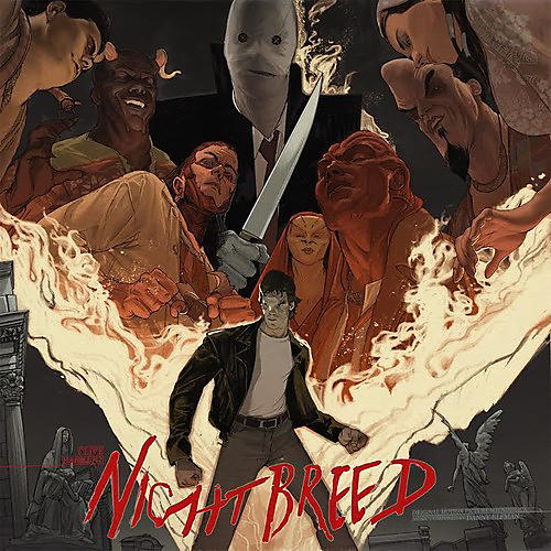 Alliance Danny Elfman - Nightbreed (Score) (Original Soundtrack)