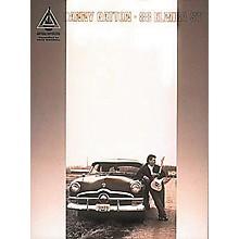 Hal Leonard Danny Gatton 88 Elmira Street Guitar Tab Book