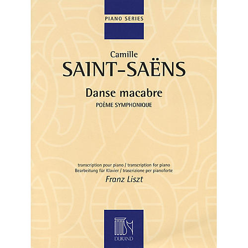 Editions Durand Danse Macabre, Op. 40 Editions Durand Series
