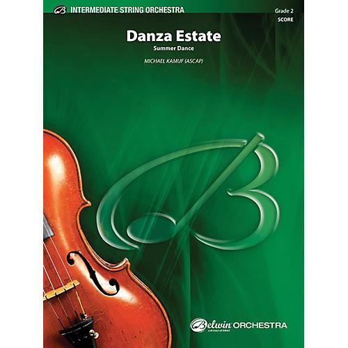 Alfred Danza Estate String Orchestra Grade 2