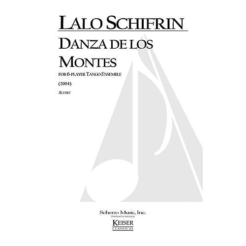 Lauren Keiser Music Publishing Danza de los Montes (for 6-Player Tango Ensemble) LKM Music Series by Lalo Schifrin