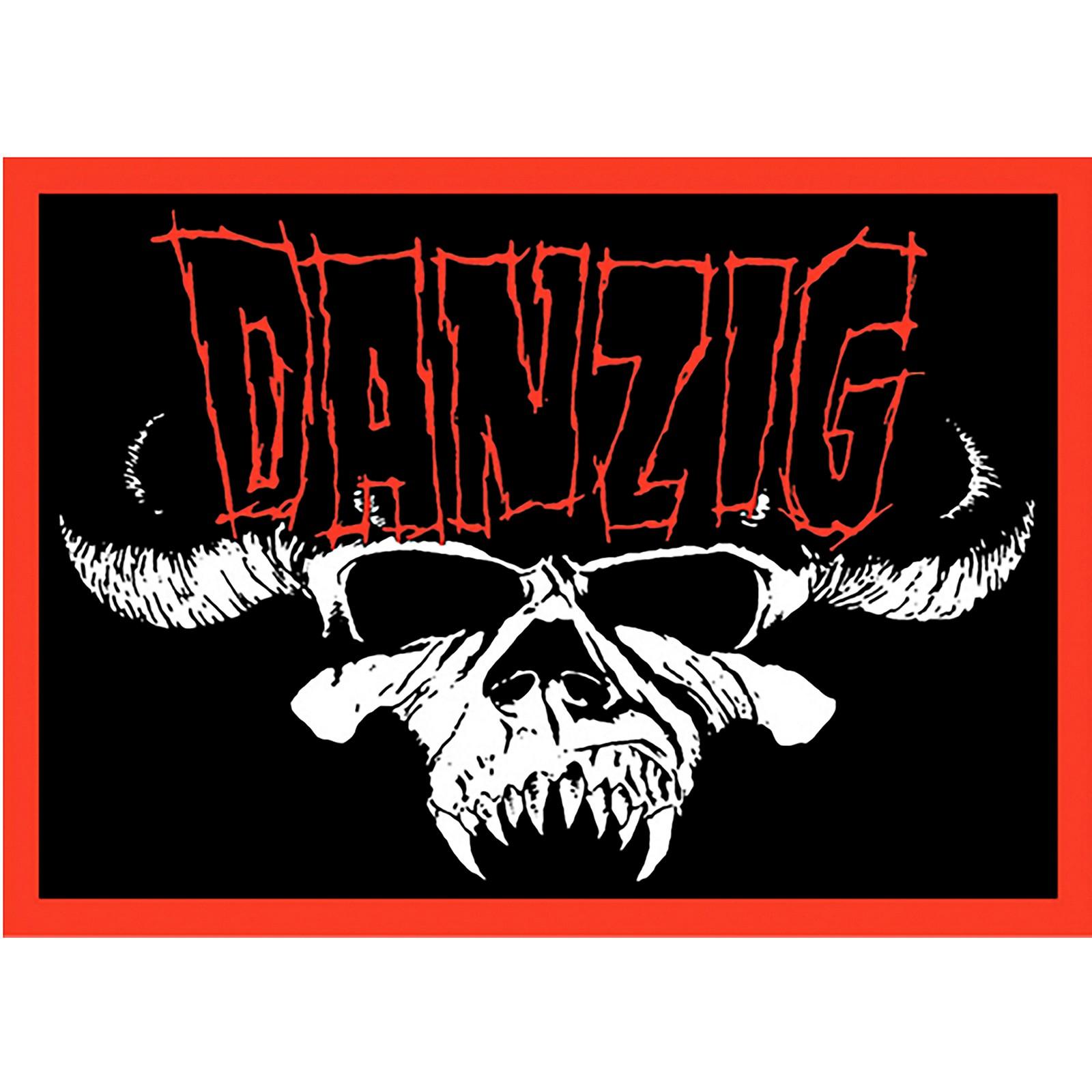C&D Visionary Danzig Logo Patch,.