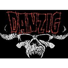 C&D Visionary Danzig Skull Logo Magnet