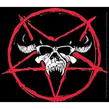 C&D Visionary Danzig Skull With Pentagram Sticker