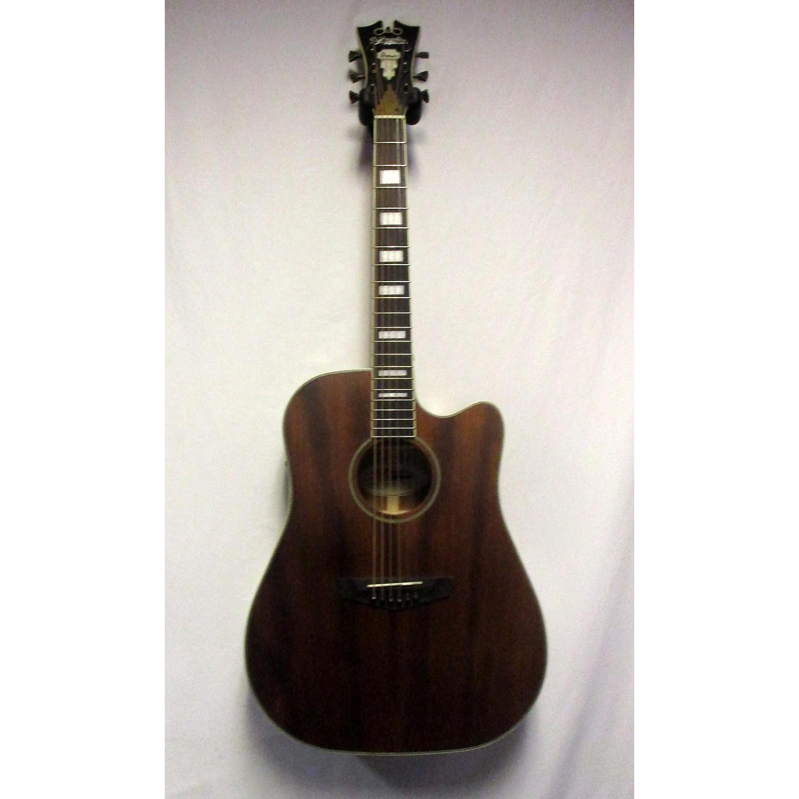 D'Angelico Dapg20mns Acoustic Guitar