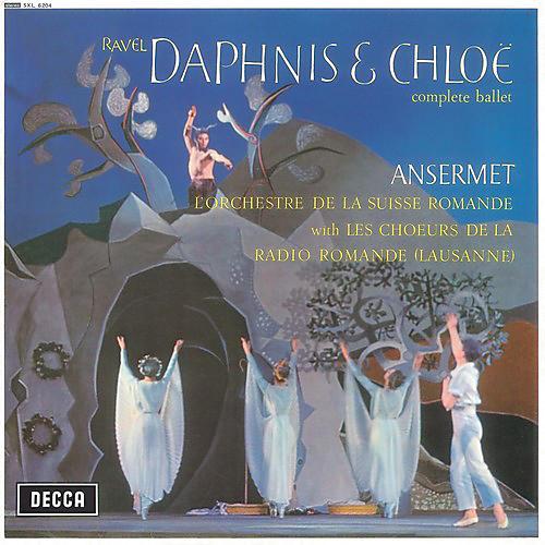 Alliance Daphnis Et Chloe (Complete Ballet)