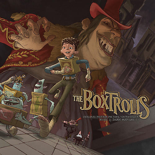 Alliance Dario Marianelli - Box Trolls (Original Soundtrack)