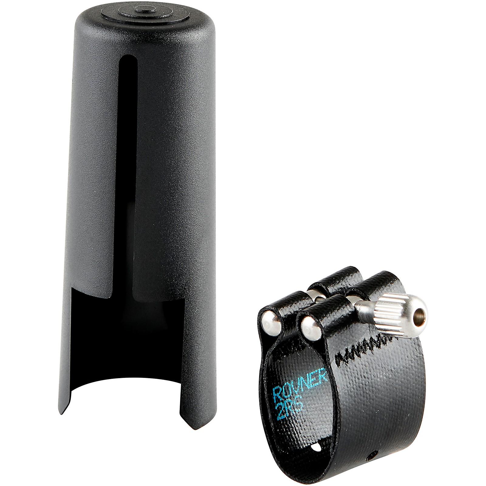 Rovner Dark Alto Clarinet Ligature and Cap