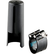Rovner Dark Alto Clarinet Ligature and Cap
