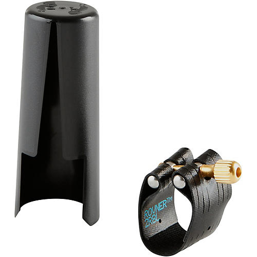 Rovner Dark Baritone Saxophone Ligature And Cap