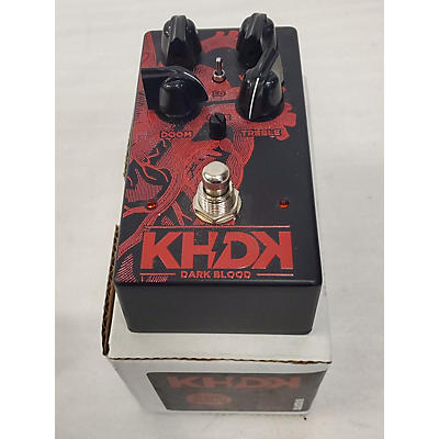 KHDK Dark Blood Effect Pedal