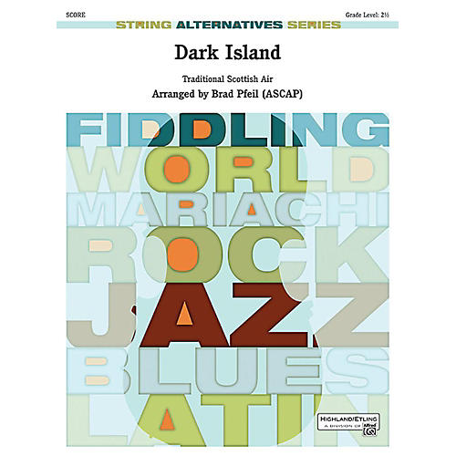 Alfred Dark Island String Orchestra Grade 2.5 Set