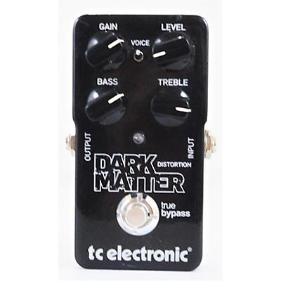 TC Electronic Dark Matter Distortion Effect Pedal