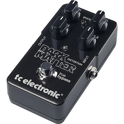 tc electronic dark matter distortion guitar effects pedal musician 39 s friend. Black Bedroom Furniture Sets. Home Design Ideas